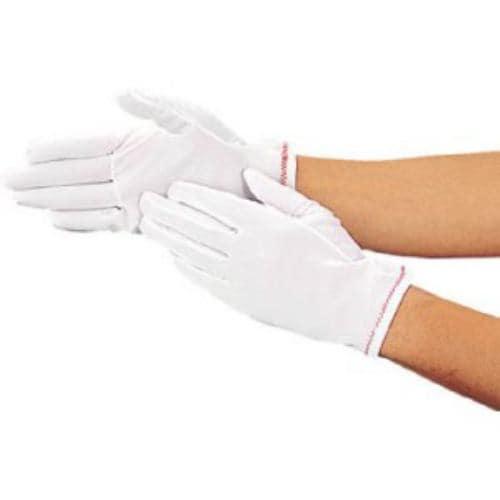 TRUSCO 低発塵縫製手袋 Lサイズ