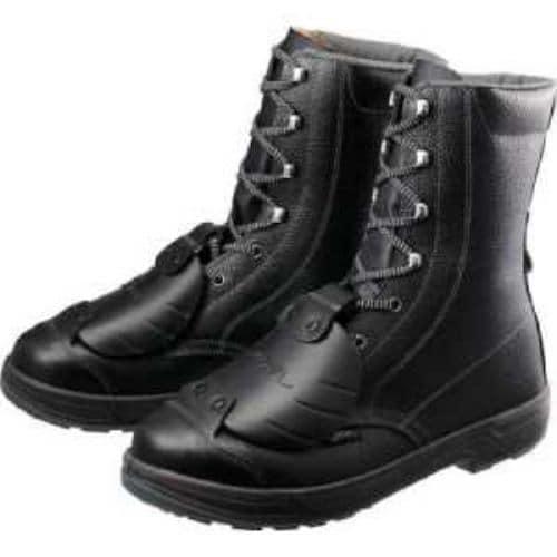 シモン 安全靴甲プロ付 長編上靴 SS33D-6 26.0cm