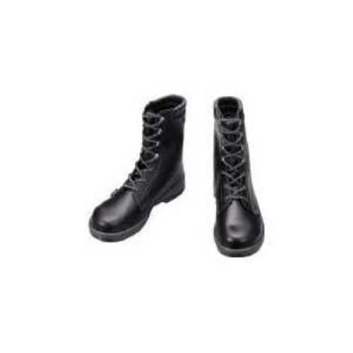 シモン 安全靴 長編上靴 7533黒 26.5cm