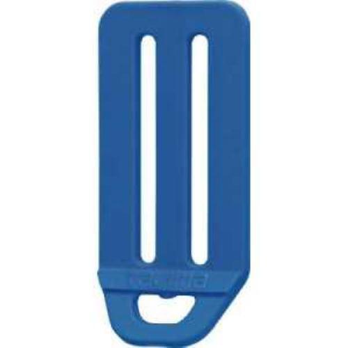 タジマ タジマ安全帯 L型D環止め 樹脂2穴・シルバー