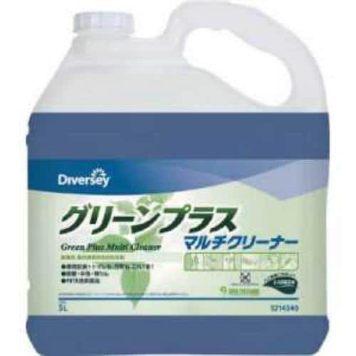ディバーシー 洗浄剤 グリーンプラスマルチクリーナー 5L