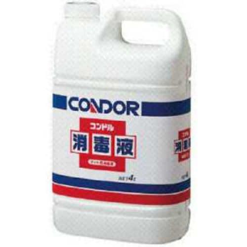 コンドル 消毒液 4L