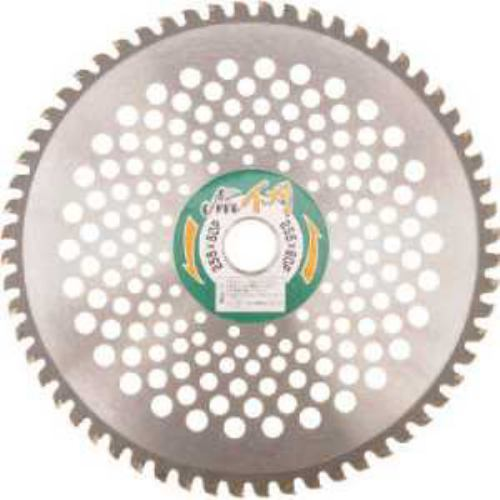 アイウッド 刈払機用チップソー Mr.下刈 チドリ刃 230X60P