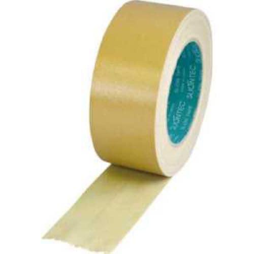 スリオン 養生用布粘着テープ25mm ブラウン