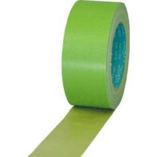 スリオン 養生用布粘着テープ25mm ライトグリーン