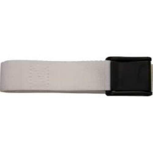 ユタカ ベルト 結束ベルト(バックル) 25mm巾×2m ホワイト