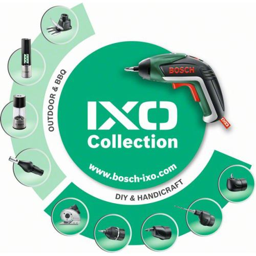 ボッシュ(BOSCH) IXO5 コードレスドライバー DIY用