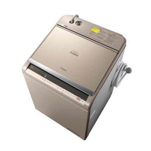 日立 BW-DV120C-N ビートウォッシュ 洗濯乾燥機 (洗濯12.0kg/乾燥6.0kg) シャンパン