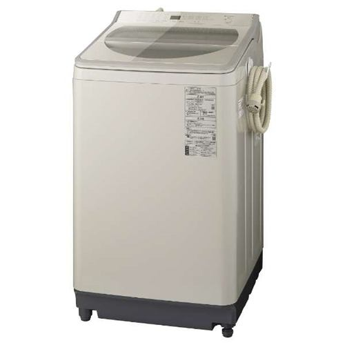 パナソニック NA-FA90H7-C 全自動洗濯機 洗濯9kg ストーンベージュ