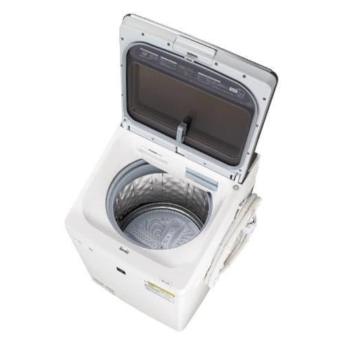 シャープ ES-PT10D-T 縦型洗濯乾燥機 ブラウン系(洗濯10kg、乾燥5.0kg)