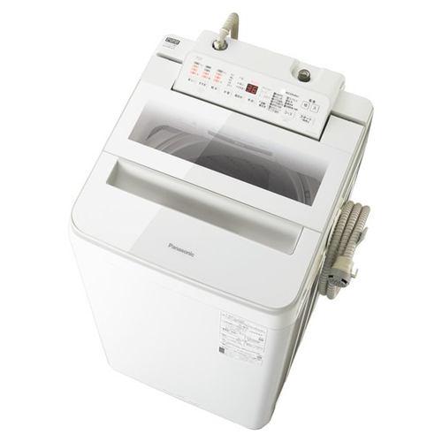 パナソニック NA-FA70H8-W 全自動洗濯機 (洗濯7kg) 泡洗浄 ホワイト