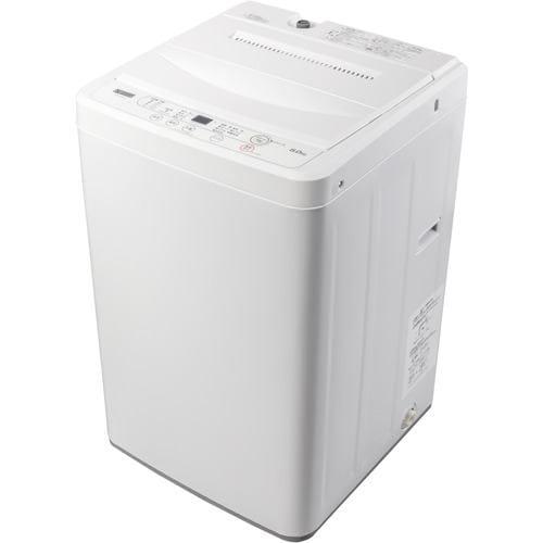 YAMADA SELECT YWMT60H1 洗濯機 YAMADA SELECT 6.0kg ホワイト
