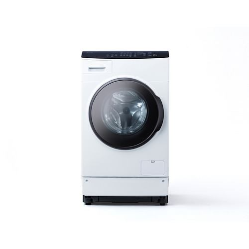 アイリスオーヤマ HDK832A ドラム式洗濯機 (洗濯8kg・乾燥3kg) ホワイト
