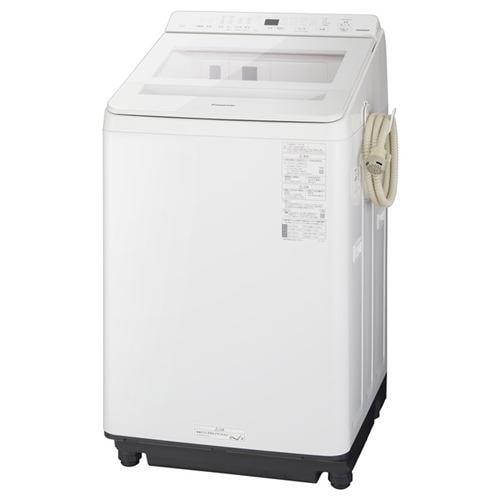 パナソニック NA-FA120V5-W 全自動洗濯機 (洗濯・脱水12kg) ホワイト
