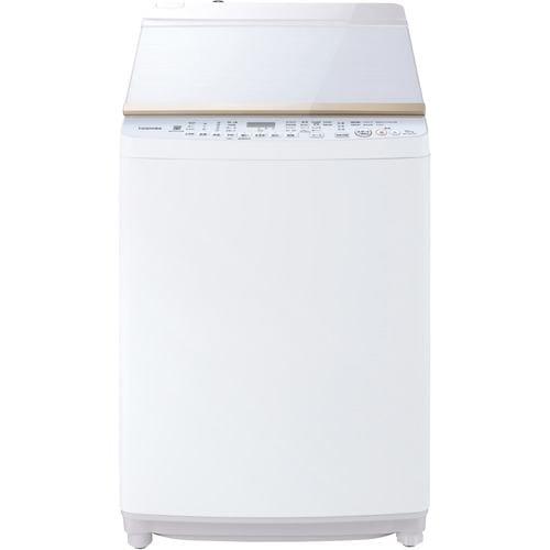 東芝 AW-10VH1-W 縦型洗濯乾燥機 ZABOON (洗濯10kg 乾燥5kg) グランホワイト