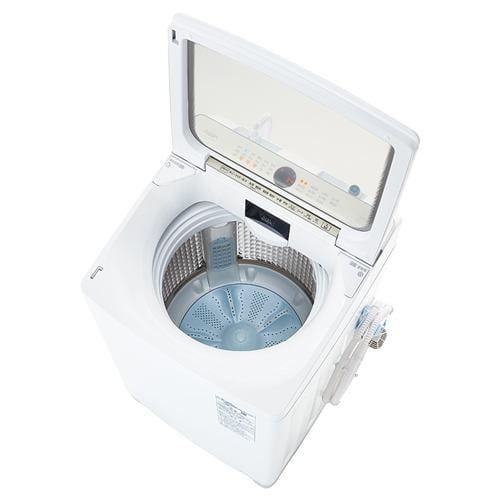 AQUA AQW-VX10M(W) 全自動洗濯機 (洗濯10kg) prette plus