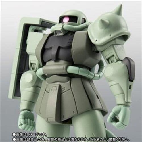 バンダイスピリッツ ROBOT魂 MS-06 量産型ザク