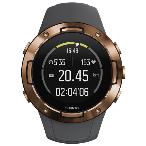 SUUNTO SS050302000 SUUNTO5 COPPER GRAPHITE(スント5 カッパー グラファイト)正規品 スント5 カッパーグラファイト