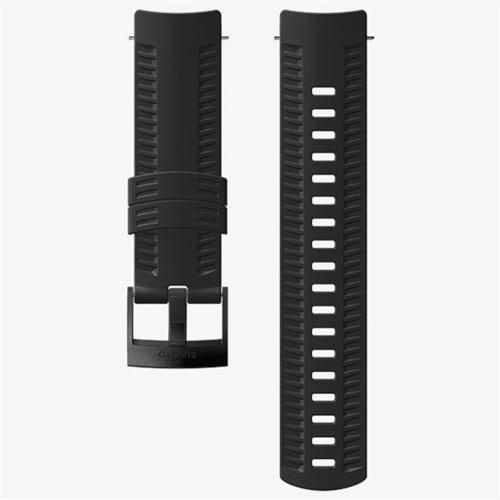 SUUNTO SS050105000 Strap 24BLACK/BLACK M(ストラップ Suunto9 ほか ) 正規品 Suunto9/Spartan sports WHR ブラック