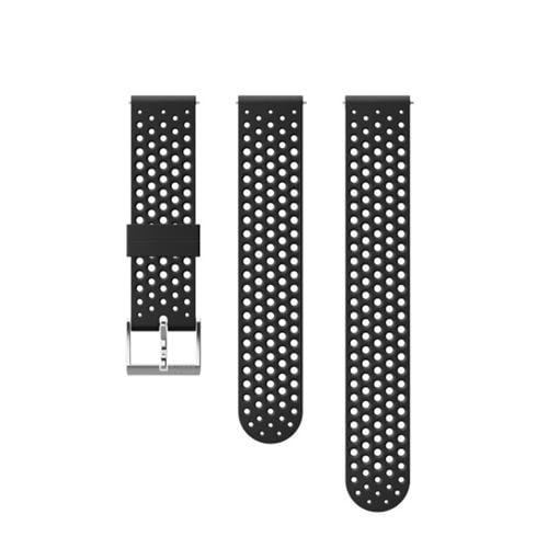 SUUNTO SS050175000 20M STRAP BLACK S+M (3フィットネス ブラック)正規品