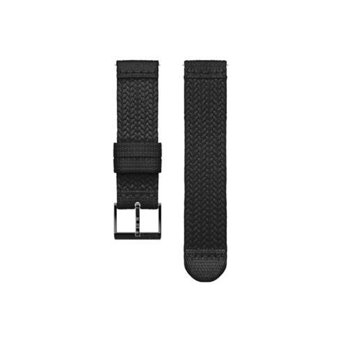 SUUNTO SS050374000 20M STRAP BLACK S (3フィットネス ブラック)正規品