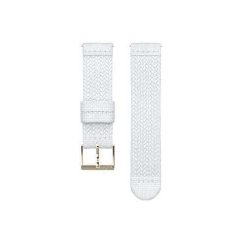 SUUNTO SS050375000 20M 5STRAP WHITE GOLD S (3フィットネス ホワイト ゴールド)正規品