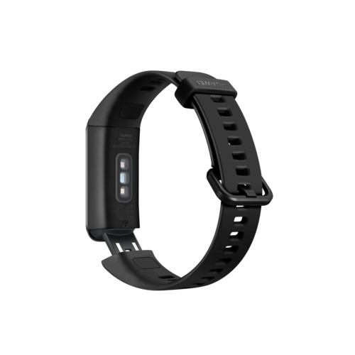 HUAWEI(ファーウェイ) Band 4/Graphite Black(ADS-B09) BAND 4/BLACK 多彩なウォッチフェイス 内蔵USBプラグで簡単充電 手軽に健康管理