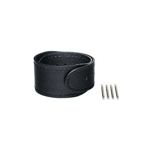 ソニー WNW-CB2122 B wena 3 leather band 22mm Premium Black 22mm ブラック