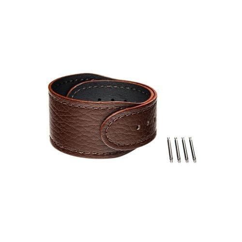 ソニー WNW-CB2124 T wena 3 leather band 24mm Brown 24mm ブラウン