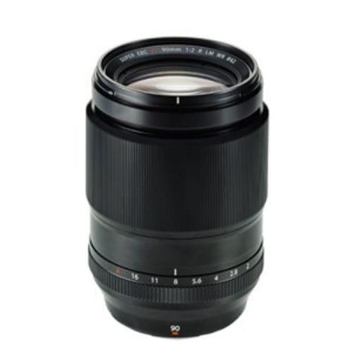 富士フイルム 交換用レンズ XF90mm F2 R LM WR 富士フイルムXマウント