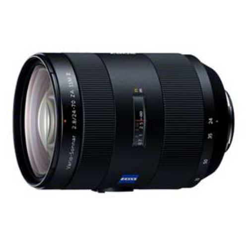ソニー 交換用レンズ Vario-Sonnar T*24-70mm F2.8 ZA SSMII SAL2470Z2