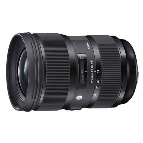 シグマ 交換用レンズ A 24-35mm F2 DG HSM(ニコン用)