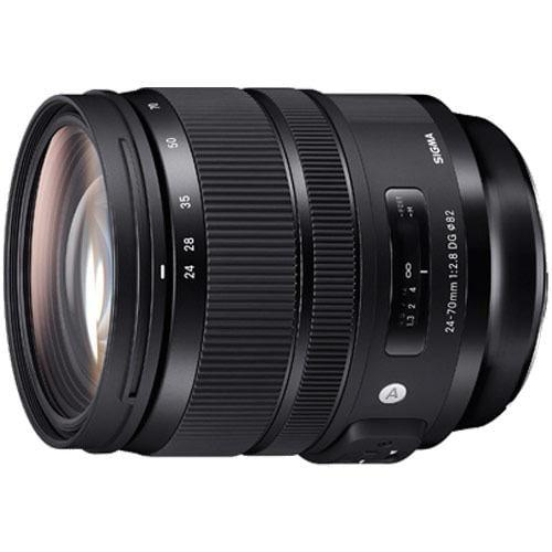 シグマ 交換用レンズ 24-70mm F2.8 DG OS HSM Art キヤノン用