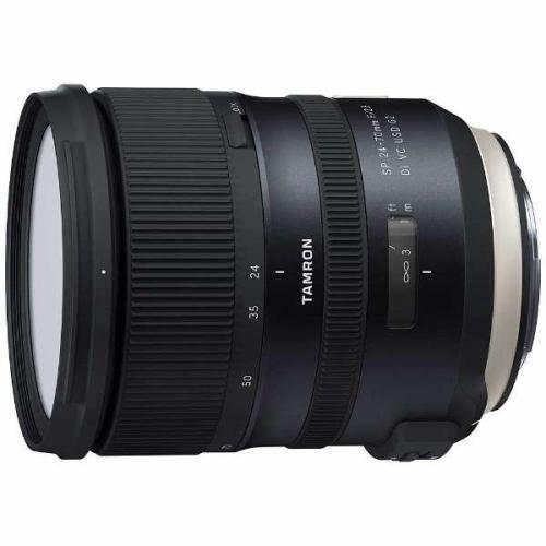 タムロン 交換用レンズ SP 24-70mm F2.8 Di VC USD G2 A032E(キヤノン用)