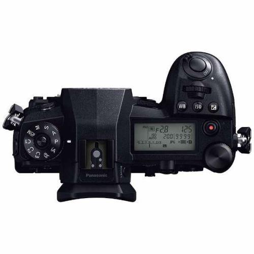 パナソニック DC-G9-K デジタル一眼カメラ 「LUMIX(ルミックス) G9 PRO」 ボディ
