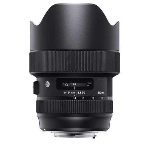 シグマ 交換レンズ 14-24mm F2.8 DG HSM Art NA ニコンFマウント