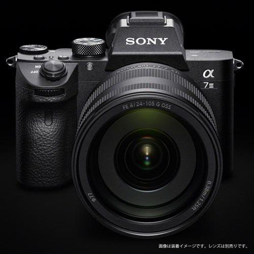 ミラーレス一眼 ソニー SONY ILCE-7M3 デジタル一眼カメラ α7III ボディ 一眼 カメラ デジタルカメラ