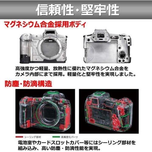キヤノン EOSR 一眼ミラーレスカメラ キヤノン
