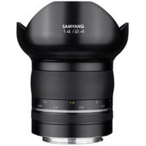 SAMYANG 交換レンズ XP14mm F2.4【キヤノンEFマウント】
