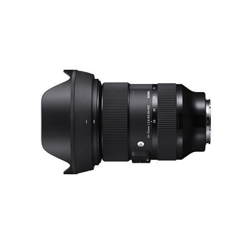 カメラレンズ シグマ レンズ ソニーEマウント 24-70mm F2.8 DG DN 交換用レンズ Art ソニーEマウント用