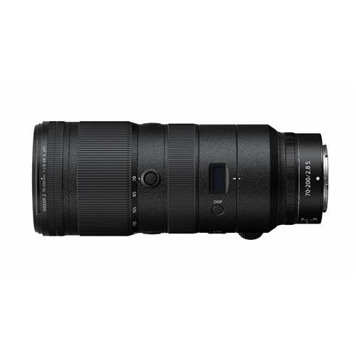 Nikon NIKKOR Z 70-200mm f/2.8 VR S 交換レンズ