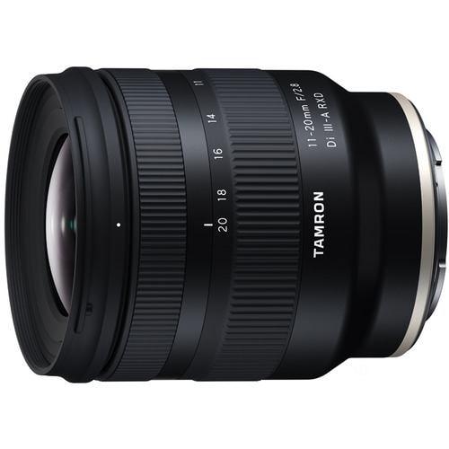 タムロン 11-20mm F/2.8 Di III-A RXD (Model B060) 交換用レンズ
