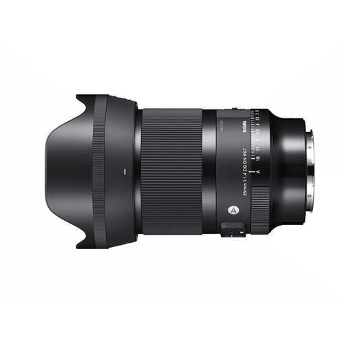 シグマ 35mm F1.4 DG DN 交換用レンズ Art  Lマウント用