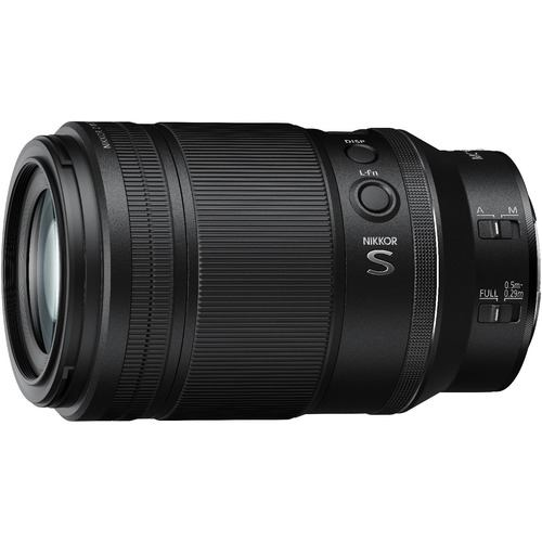 ニコン NIKKOR Z MC 105mm f/2.8 VR S レンズ NIKKOR Z