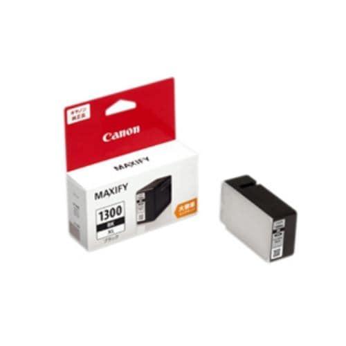 インク キヤノン 純正 カートリッジ インクカートリッジ Canon インクタンク 大容量 ブラック PGI-1300XLBK