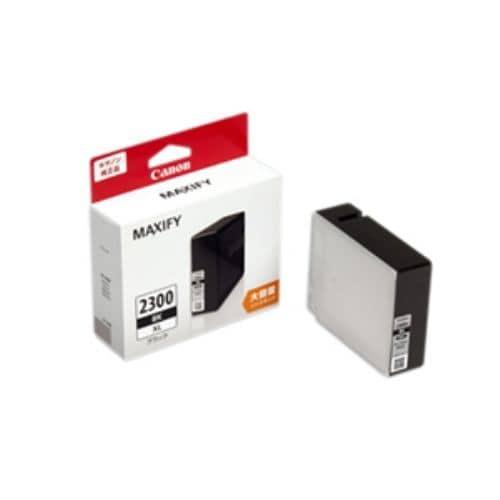 インク キヤノン 純正 カートリッジ インクカートリッジ Canon インクタンク 大容量 ブラック PGI-2300XLBK