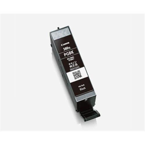 インク キヤノン 純正 カートリッジ インクカートリッジ BCI-380XLPGBK インクタンク ブラック (大容量)