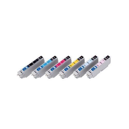 カラークリエイション CIE-IC80LN2-6P エプソン用互換インクカートリッジ   6色セット
