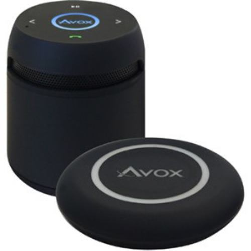AVOX ASP-BT200DK Bluetoothポータブルスピーカー