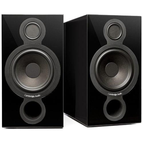 ケンブリッジオーディオ AEROMAX2BLK 2ウェイ ブックシェルフスピーカー(2本) ブラック